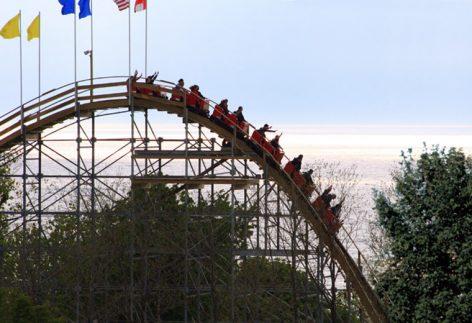 Waldameer Roller Coaster