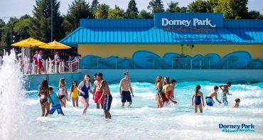 Amusement park water