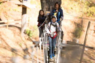 Adventure Park Fall Boy Pocono Tree Ventures 26 PoconoMtns