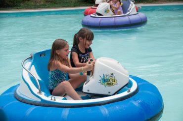 Amusement park boats
