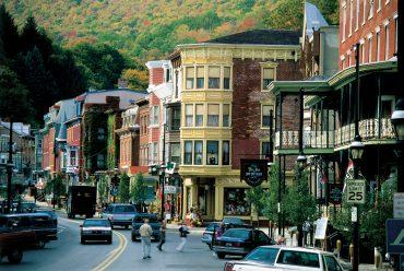 Downtown Fall Jim Thorpe 1 PoconoMtns 1
