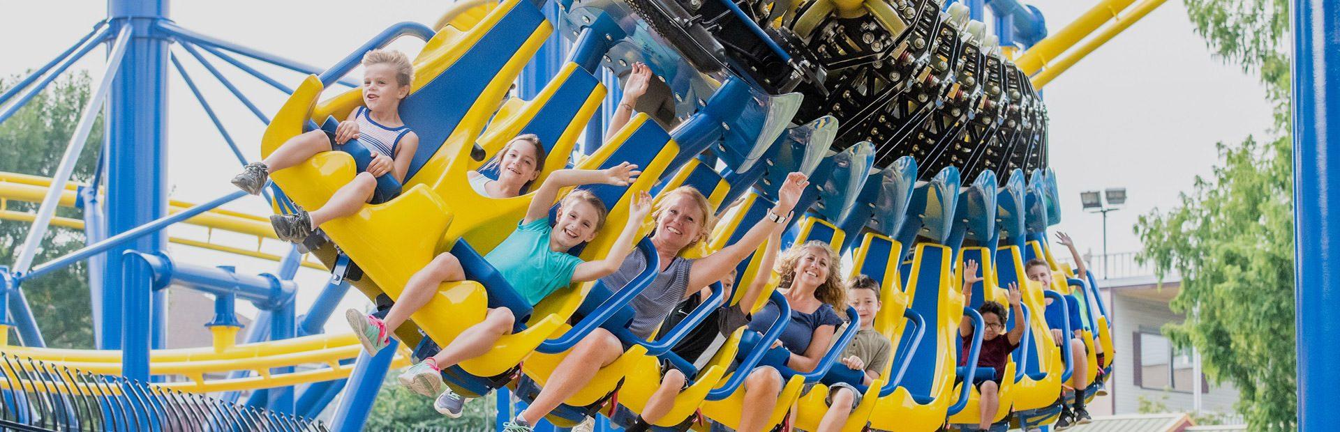 Dutch Wonderland Amusement park ride