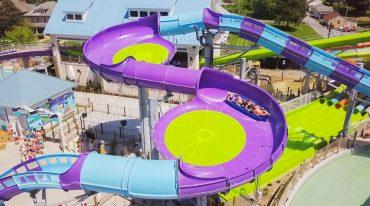 Hershey Park waterpark ride