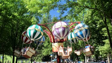 Idlewild Balloon Race