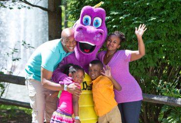 Idlewild Family with Duke