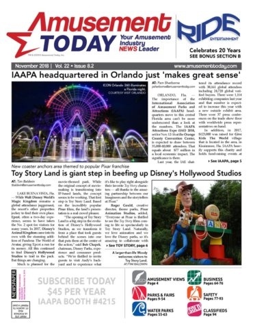 Amusement Today newspaper