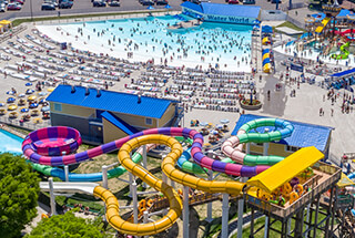 Waldameer Wave Pool Gallery
