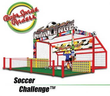 Bob's Space Racers Soccer Challenge