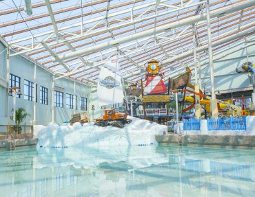 Waterpark Indoor Aquatopia 2 PoconoMtns