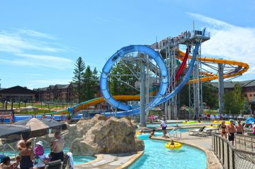 Waterslides Body AquaLaunch AquaLoop
