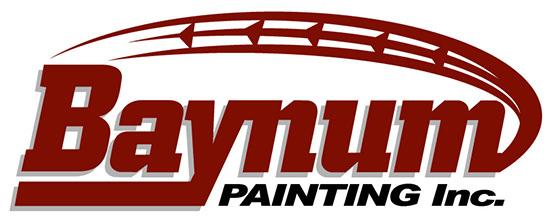 baynum painting logo